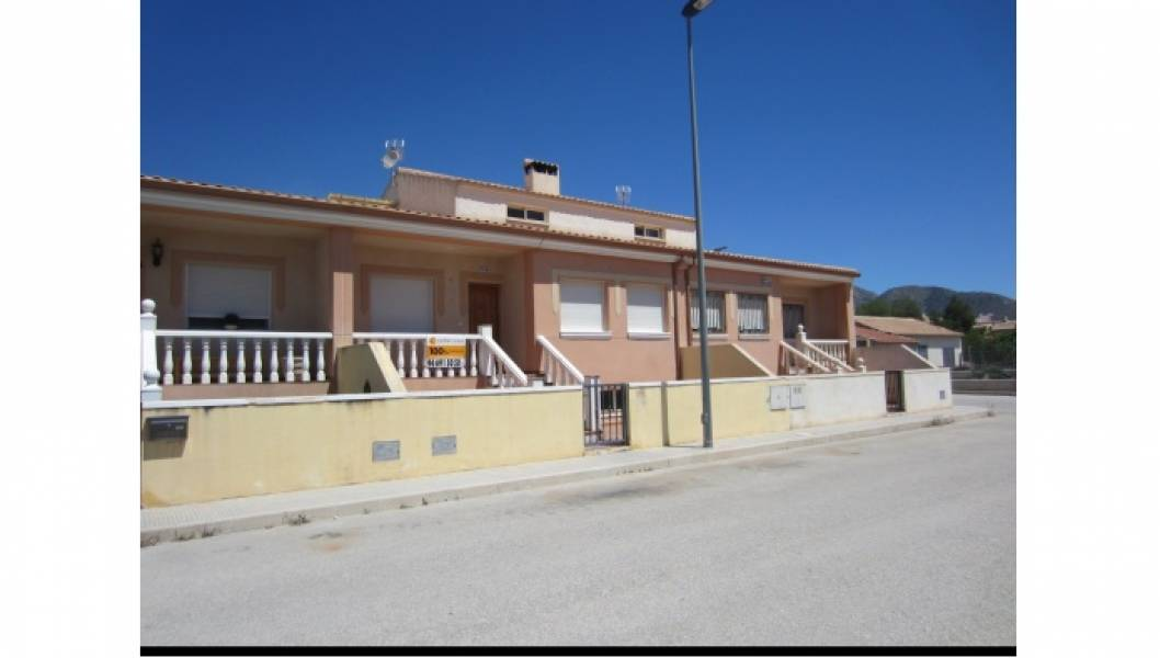 Sale Bungalow Algueña   with 3 Bedrooms