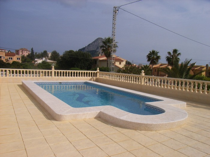 Sale Villa Calp with Pool  and  3 Bedrooms