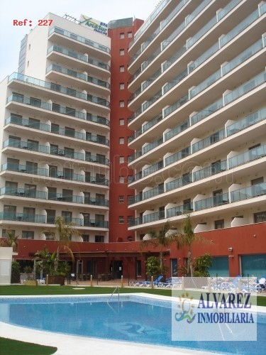 Rent Apartment Benalmádena with Pool  and  1 Bedrooms