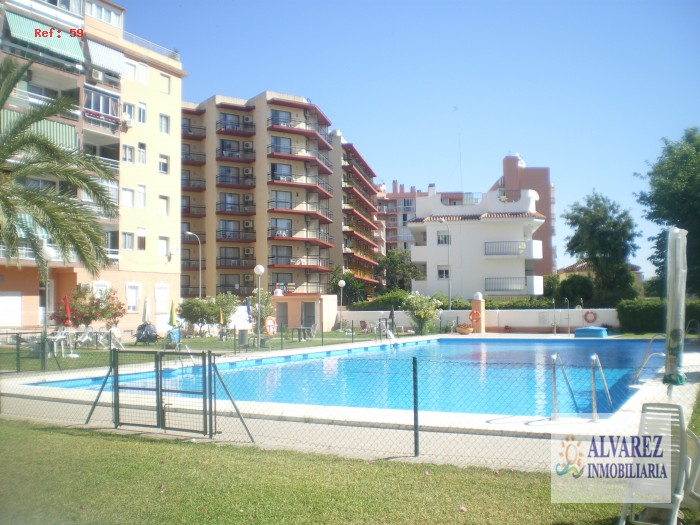 Rent Apartment Torremolinos with Pool  and  1 Bedrooms