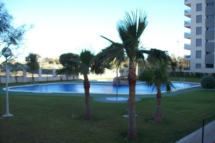 Rent Apartment Guardamar del Segura with Pool  and  1 Bedrooms