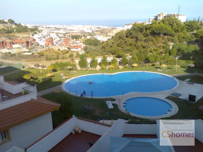 Rent Apartment Benalmádena with Pool  and  3 Bedrooms