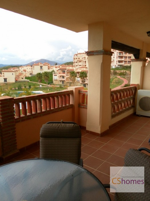 Rent Apartment Mijas with Pool  and  2 Bedrooms